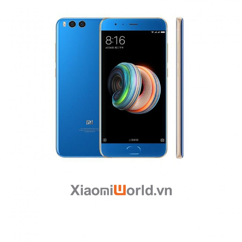 Điện thoại Xiaomi Mi Note 3 Chính Hãng Ram 6Gb