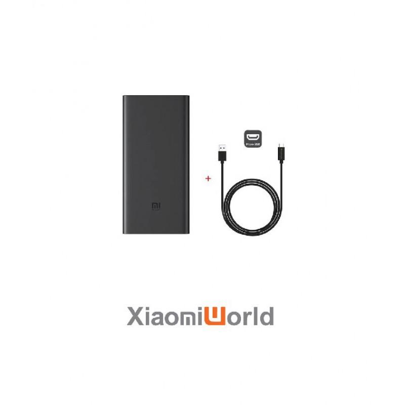 Sạc Dự Phòng Không Dây Wireless Power Bank Xiaomi