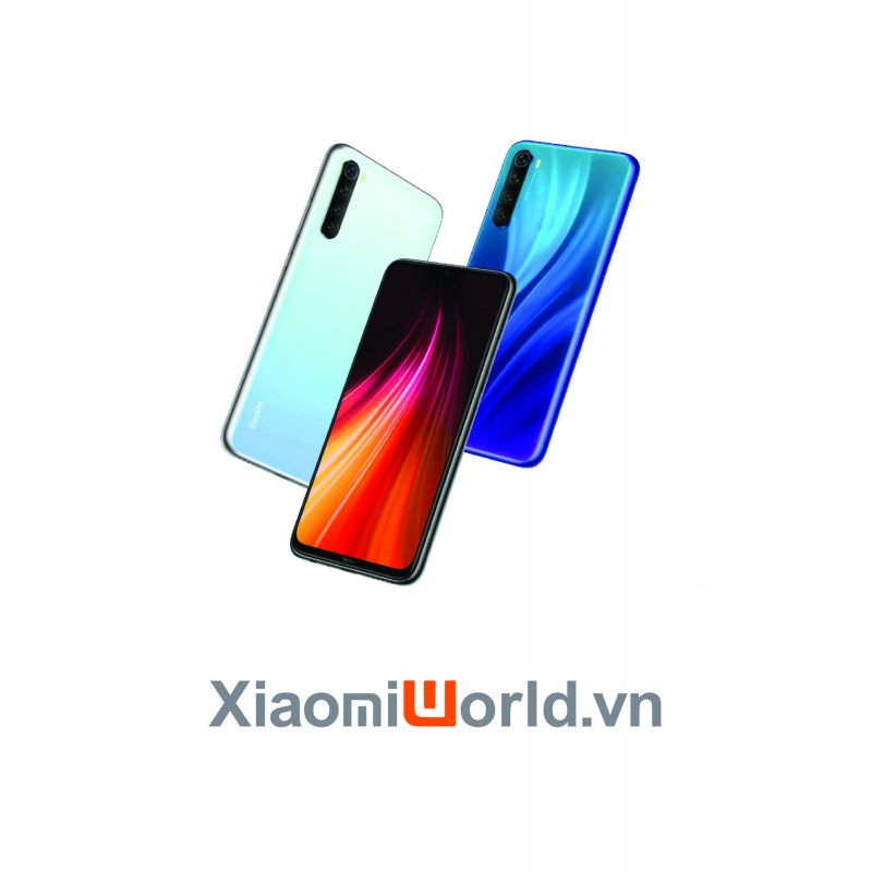 Điện Thoại Xiaomi Redmi Note 8 (6G/128G)