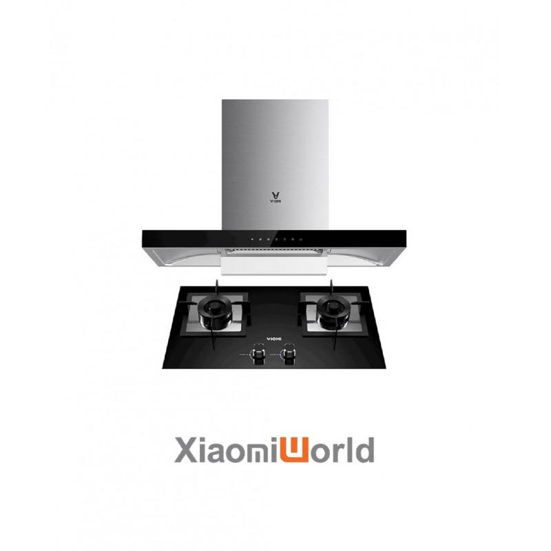 Bộ bếp Gas & máy hút mùi thông minh Xiaomi Viomi Free