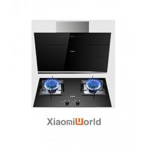 Bộ máy hút mùi & bếp Gas thông minh Xiaomi Viomi Hurri CXW-240-VC301