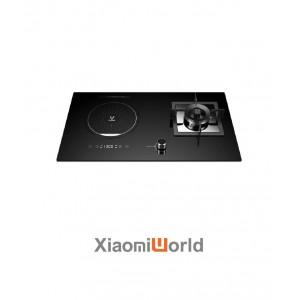 Bếp Gas & bếp từ thông minh Xiaomi Viomi JZDT-VG302 (2in1)