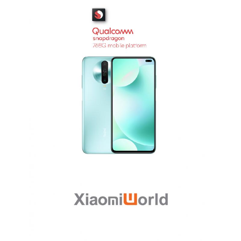 Điện Thoại Xiaomi Redmi K30 5G Racing Edition