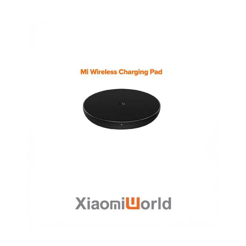 Đế Sạc Không Dây Xiaomi Mi Wireless Charging Pad (WPC03ZM) Chính Hãng DGW