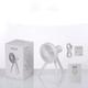 Quạt Mini Tích Điện Chân Bạch Tuộc ZOLELE GXZ-F1010