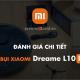 Robot Hút Bụi Lau Nhà Dreame Bot L10 Pro Quốc Tế Tiếng Việt