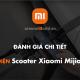 Xiaomi Mijia Electric Scooter 1S