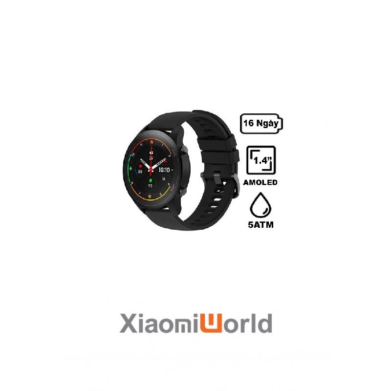 Đồng Hồ Thông Minh Xiaomi Mi Watch - Chính Hãng DGW