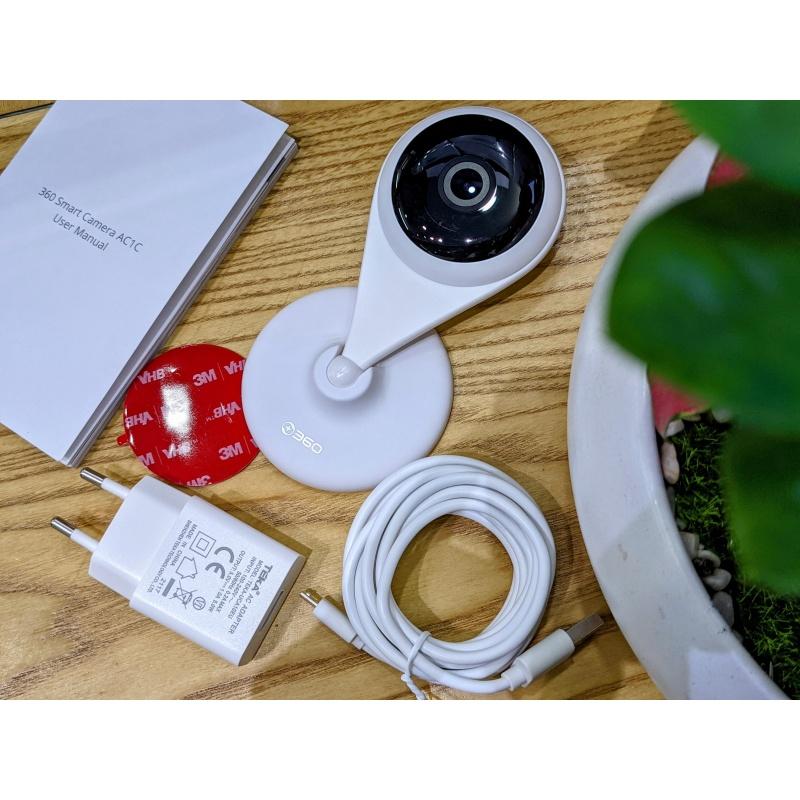 Camera Quan Sát Qihoo AC1C Pro 2K New Model 2021
