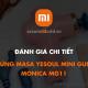 Súng Massage Yesoul Mini Pocket Massage Fascia Gun Monica MG11