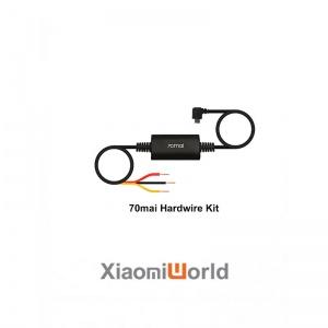 Bộ Kit Nguồn 70mai Hardwire Kit Đấu Điện 24/24 Cho Camera Hành Trình