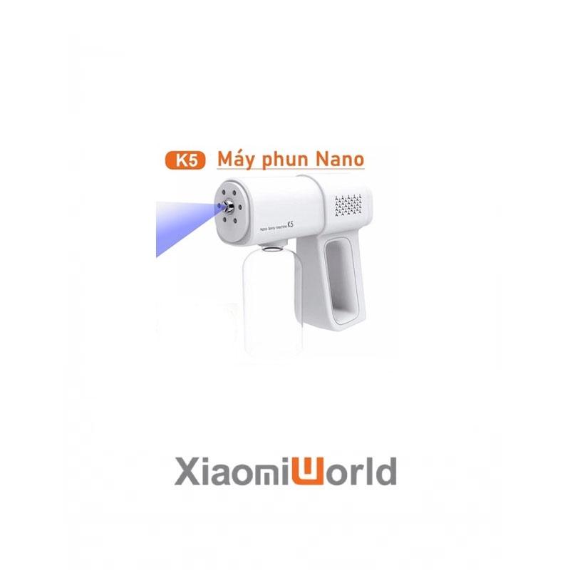 Máy Phun Khử Khuẩn Nano Spray Machine K5