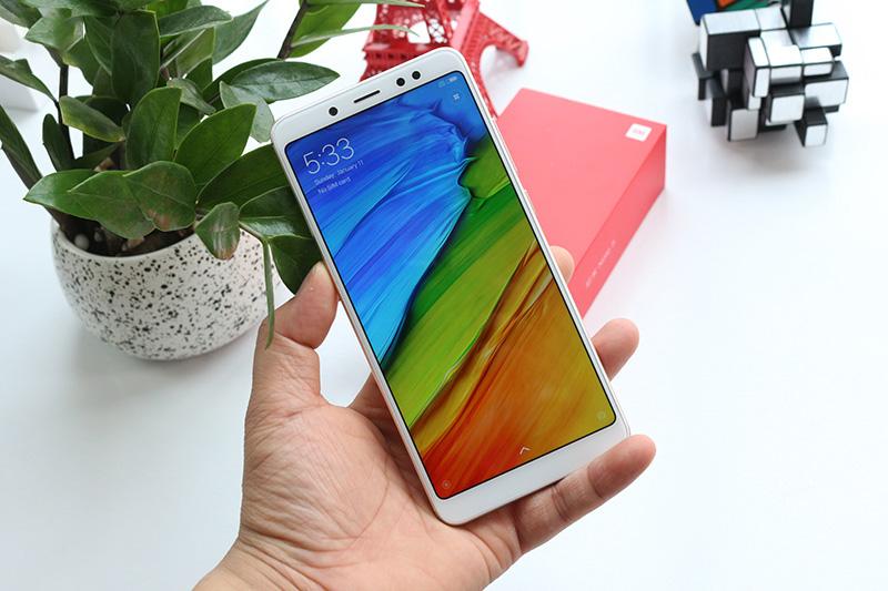 Điện thoại Xiaomi Redmi Note 5 Pro (Ram 4Gb) chính hãng