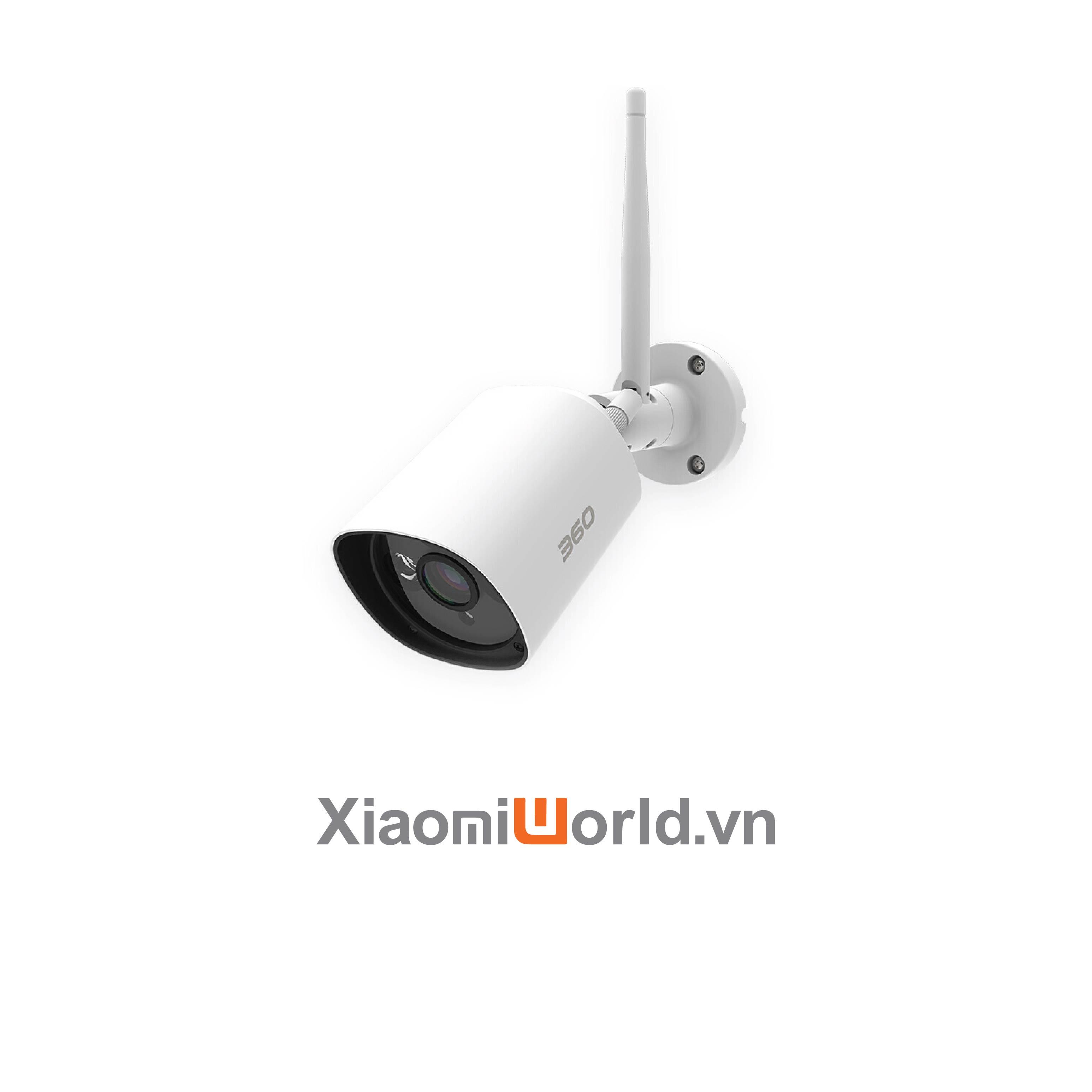 Camera Quan Sát Ngoài Trời Qihoo 360 IP Smart Camera D621