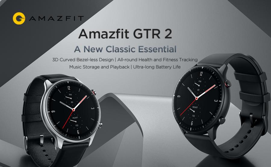 Đồng Hồ Thông Minh Xiaomi Amazfit GTR 2 - Hàng Chính Hãng Digiworld - Xiaomi World